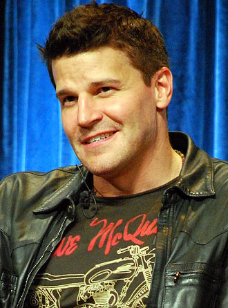 David Boreanaz - Boreanaz at Paleyfest 2012, in March 2012