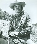 Photo of David Canary in the film Hombre in 1967