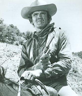 David Canary - Canary in the film Hombre in 1967