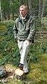 David Frew in Linn of Dee plantation (13SEP13) (03).jpg
