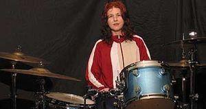 Dawn Richardson - Dawn Richardson at drums