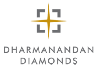Dharmanandan Diamonds - Ddpllogo