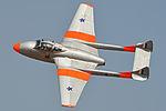 De Havilland DH115 Vampire T55 '277' (ZU-DFH) (15440138226).jpg