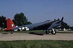 De Havilland DH 98 Mosquito NS519 USAF Museum 3.jpg