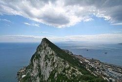 De Zuilen van Hercules Gibraltar en Ceuta