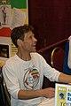 Dean Karnazes at Napa Valley Marathon 2008.jpg