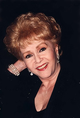Debbie Reynolds - Reynolds in 1998