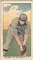 Delmas, Los Angeles Team, baseball card portrait LCCN2008676990.jpg