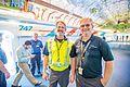 Delta people celebrate opening of '747' exhibit (33682623086).jpg