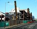 Demolition on John Street (geograph 6051874).jpg