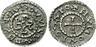 Louis the Stammerer - Denier of Louis II