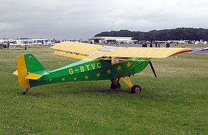 Denney Kitfox - Denney Kitfox Model 2, built in 1992