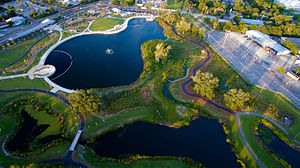 Gainesville, Florida - Gainesville's Depot Park