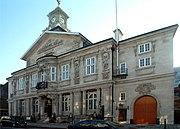 Deptford Town Hall, SE14 - geograph.org.uk - 82222