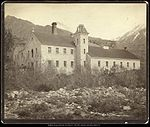 Deseret Paper Mill, Mouth of Cottonwood Canon Utah. C.R. Savage, Photo..jpg