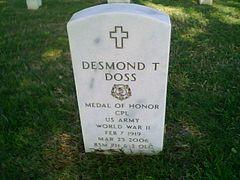 Desmond Doss Wikipedia