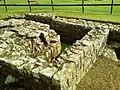 Detail from roman fort of Vindolanda 14.jpg