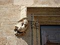 Detall escultòric d'una finestra, Llotja de València.JPG