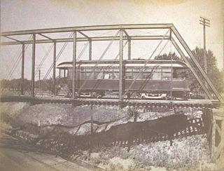 Ann Arbor and Ypsilanti Street Railway