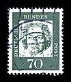 Deutsche Bundespost - Bedeutende Deutsche - Ludwig van Beethoven - 70 Pfennig - schwärzlichgrün.jpg
