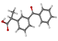 Dexketoprofen ball-and-stick.png