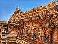 Dharasuram temple praharam.jpg
