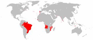 Portuguese Empire Colonial empire of Portugal (1415-1999)
