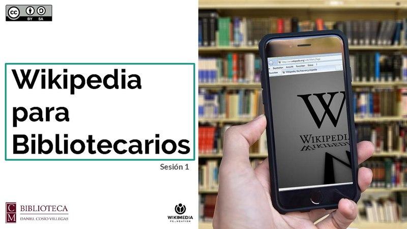 File:Diapositivas taller Wikipedia para bibliotecarios.pdf