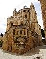 Die Kirche Dormitio Beatae Mariae Virginis (Dormitio Abtei), Jerusalem - panoramio.jpg