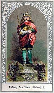 Ludovico IV il Fanciullo