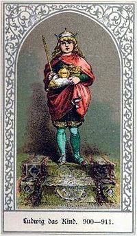 Die deutschen Kaiser Ludwig das Kind.jpg