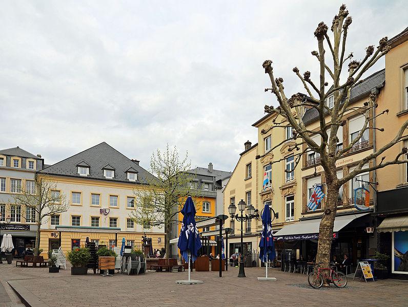 Diekirch Place de la Libération