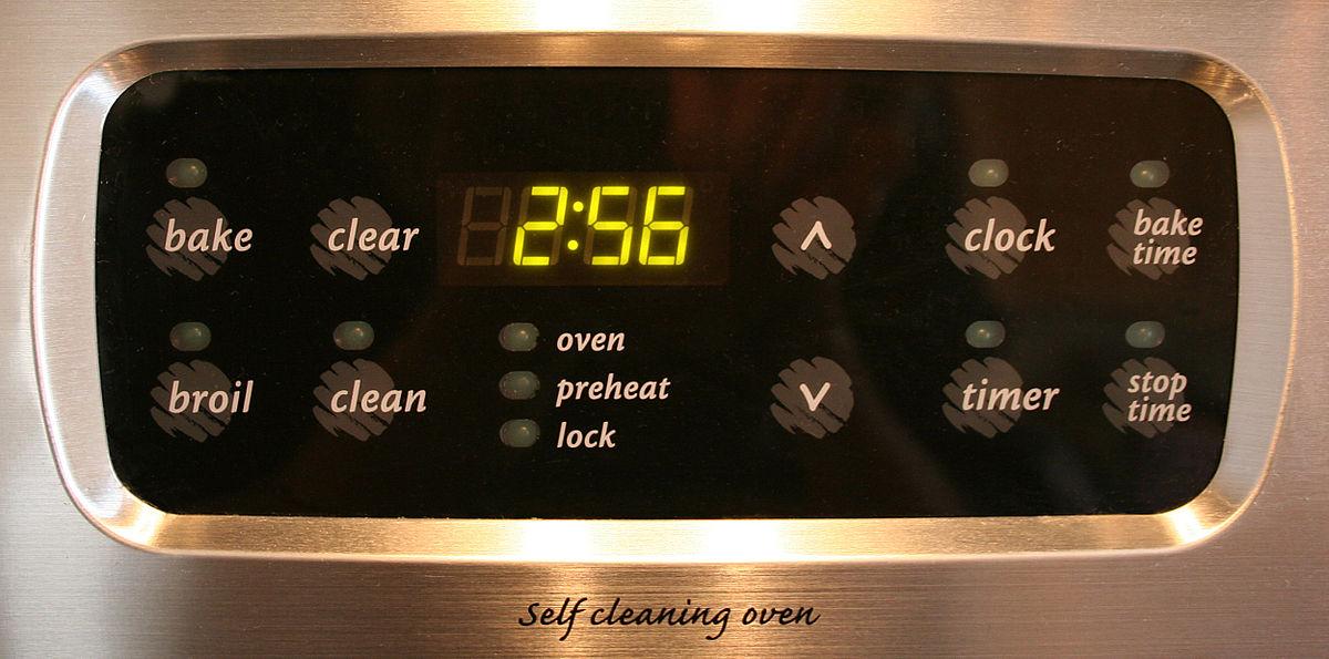 "clock"" is"