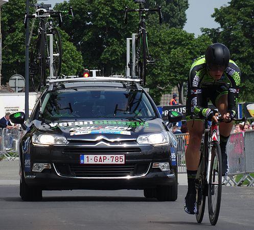 Diksmuide - Ronde van België, etappe 3, individuele tijdrit, 30 mei 2014 (B011).JPG