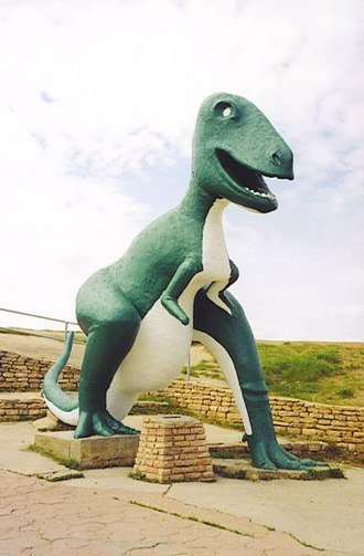 Emmet Sullivan - Image: Dinosaur Park