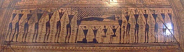 Dipylon Amphora Wikipedia