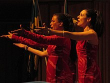 Singing - Wikipedia