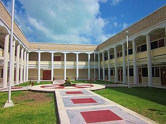 University of Quintana Roo - Image: División de Ciencias e Ingenierías, UQROO, Chetumal. panoramio