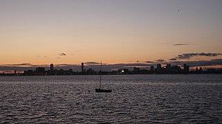 Dorchester Bay (Boston Harbor) bay
