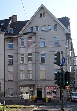 Dorotheenstraße in Düsseldorf