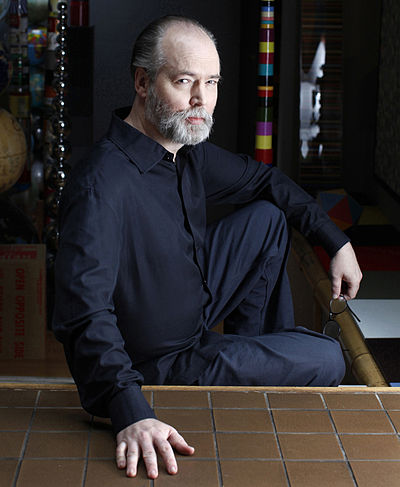 Picture of an author: Douglas Coupland