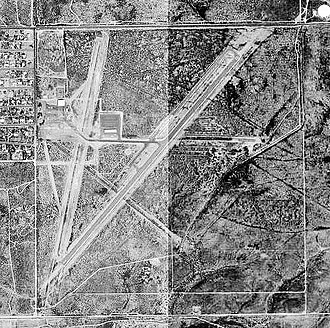 National Register of Historic Places listings in Arizona - Douglas Municipal Airport