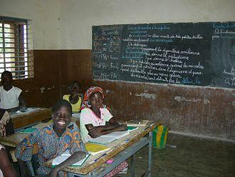 Dourtenga Department - School in Dourtenga