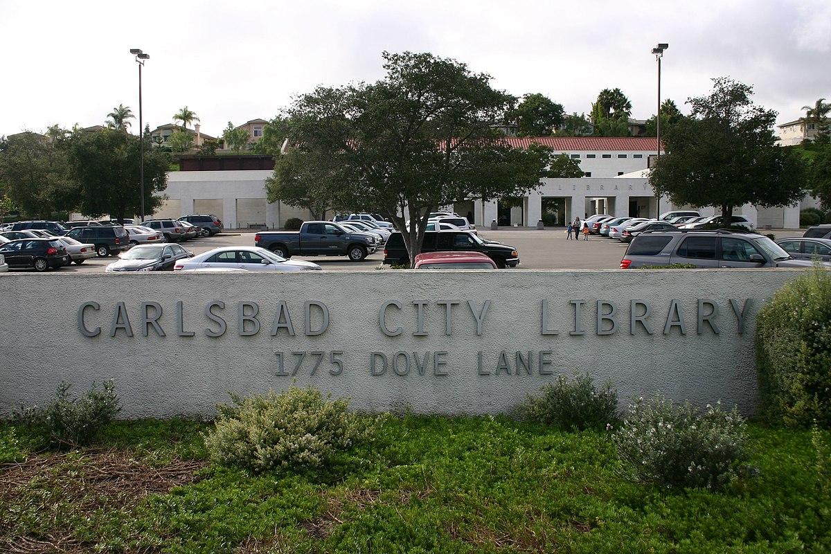 Catalog — Carlsbad Public Library