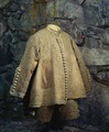 Dräkt, bestående av tröja, kasack och byxor, tillhörande Karl X Gustav - Livrustkammaren - 65167.tif