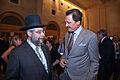 Dr. Michael D. Evans and Rabbi Pinchas Goldschmidt.jpg
