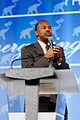 Dr Ben Carson at the Southern Republican Leadership Conference, Oklahoma City, OK May 2015 by Michael Vadon 05.jpg