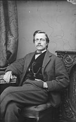 Dr Joseph Parry (Pencerdd America, 1841-1903)