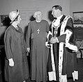 Dr Ramsey, Archbishop of Canterbury & Mayor reception.jpg