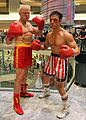 Dragon Con 2014 - Drago and Rocky (15447827979).jpg